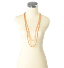 Shailla Necklace Orange