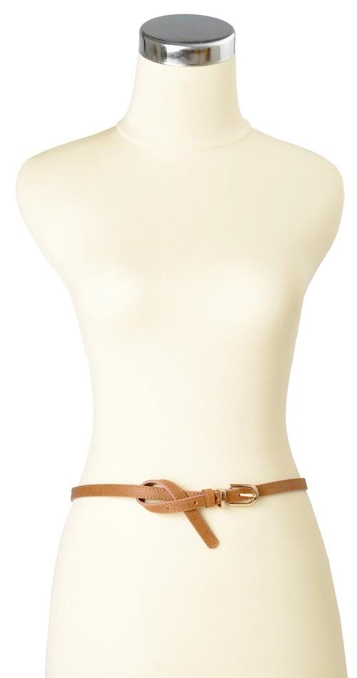 Keyria Skinny Belt