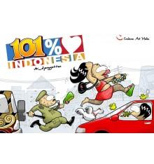 "Komik ""100% Cinta Indonesia"""