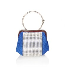 Yoonia Clutch Blue