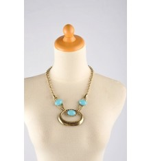 Vinty Turqouis Necklace