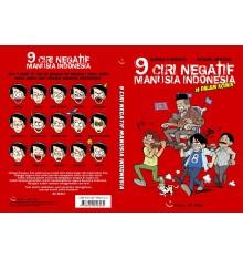 """Komik """"9 Ciri Negatif Manusia Indonesia"""""""